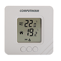 Цифровий кімнатний термостат терморегулятор COMPUTHERM T32 (заміна COMPUTHERM Q3)