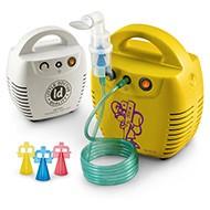 Ингалятор компрессорный LD-211C для взрослых и детей, универсальный, лечение верхних и нижних дых. путей