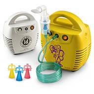Інгалятор компресорний LD-211C для дорослих і дітей, універсальний, лікування верхніх і нижніх дих. шляхів
