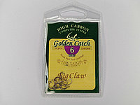 Крючек Golden Catch Big Claw №6