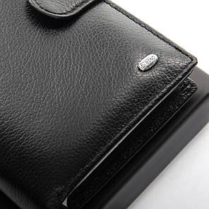 Портмоне для водительских прав и автодокументов кожаное кошелек черный мужской Dr. Bond M1, фото 2