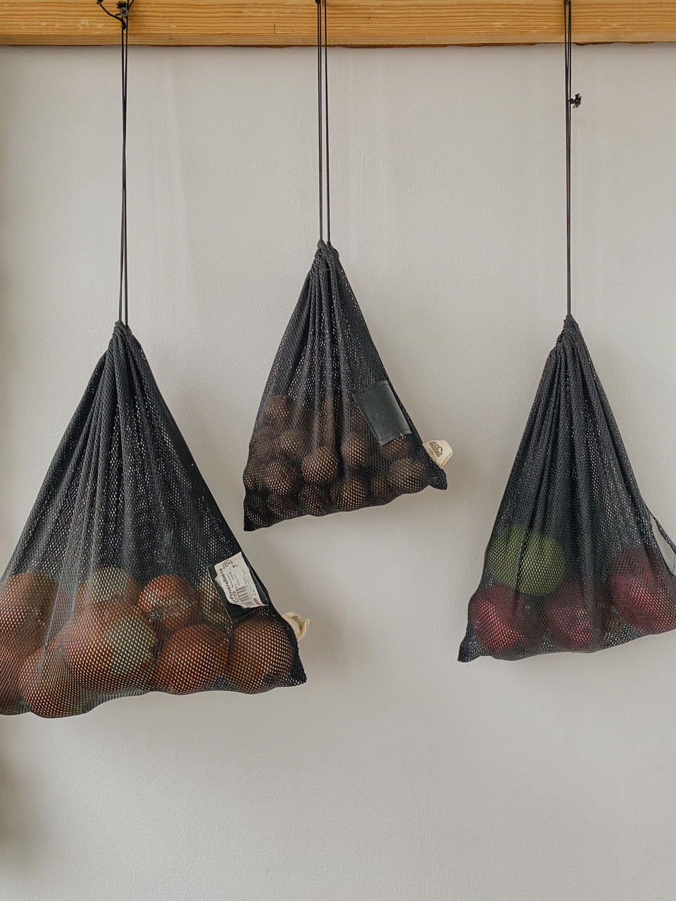Мішечки для продуктів Frutti (3 шт)