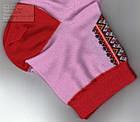 """Носки женские демисезонные х/б ТМ """"Класик"""" вышиванка НВ-2427, фото 4"""