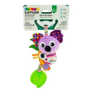 Розвиваюча іграшка підвіска для малюків Lamaze Коала