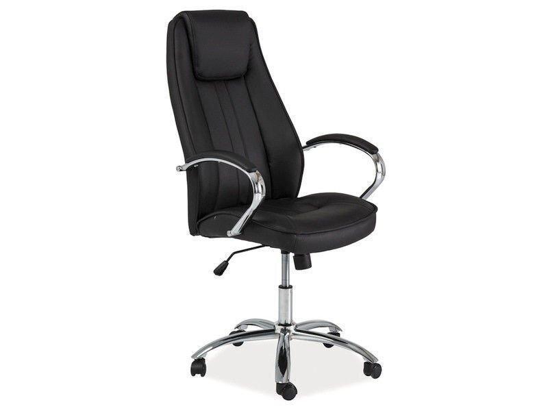 Компьютерное кресло Q-036 Signal Черный