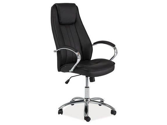 Компьютерное кресло Q-036 Signal Черный, фото 2