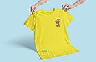 """Парные футболки для парня и девушки  """"Том и Джери"""", фото 2"""