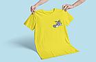 """Парные футболки для парня и девушки  """"Том и Джери"""", фото 3"""