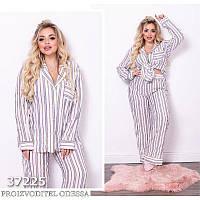Женская пижама большие размеры