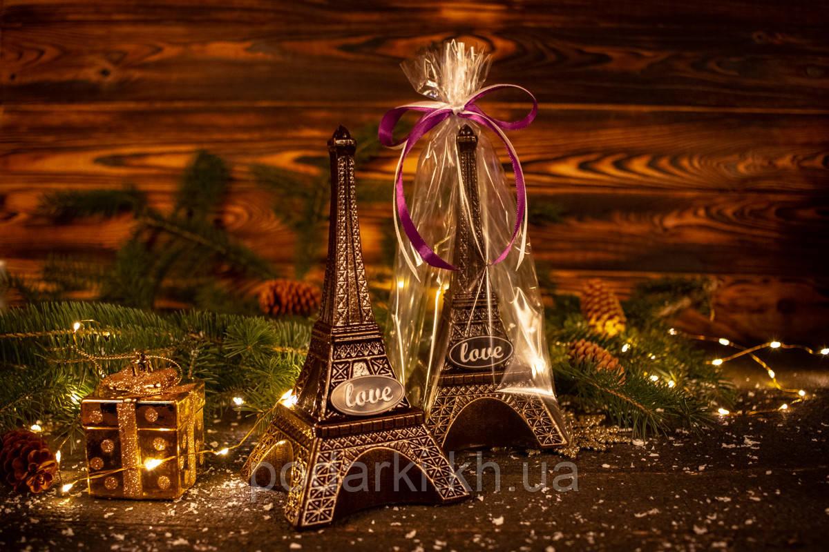 Шоколадная Эйфелева башня для жены