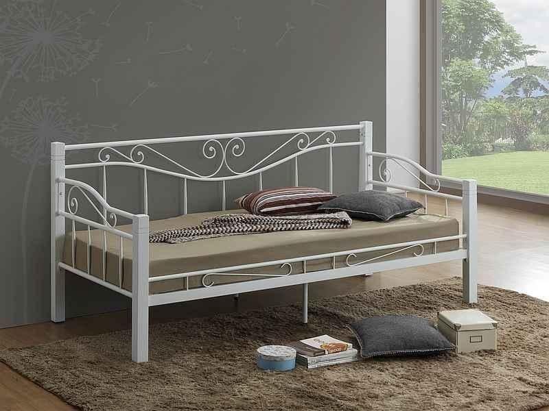 Кровать KENIA Signal 90x200 Белый