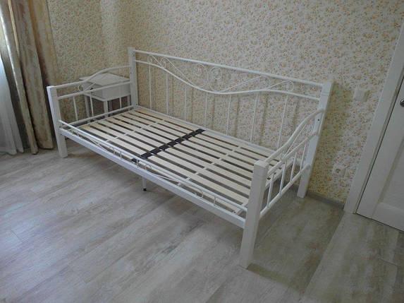 Кровать KENIA Signal 90x200 Белый, фото 2