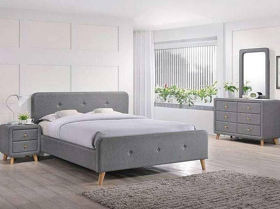 Кровать MALMO Signal 140x200, фото 2