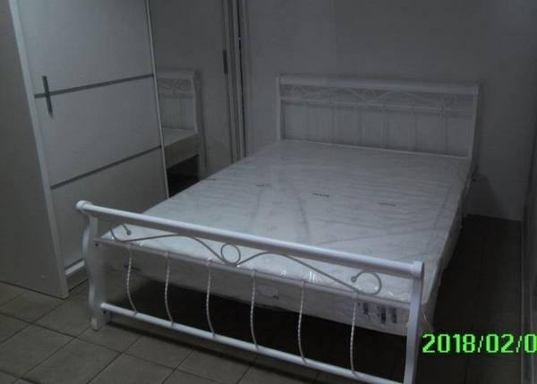 Кровать VENECJA Signal 120х200 Белый, фото 2