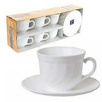 Luminarc Trianon набор чайний 8840 220 мл 12 пр