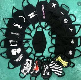 Тканевые маски и повязки