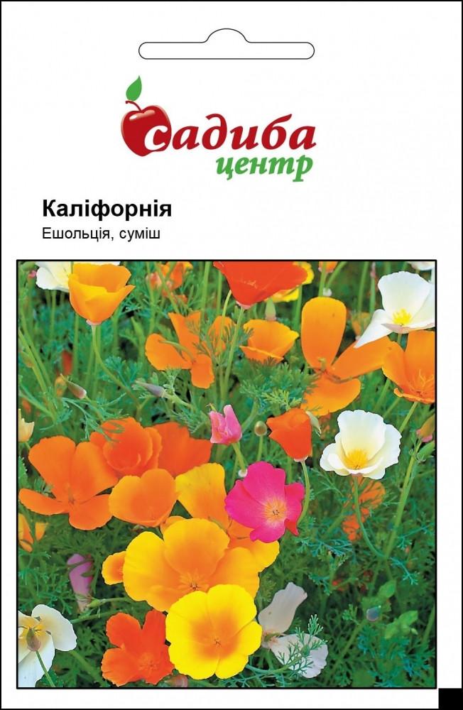 Ешольція Каліфорнія, суміш насіння (Hem Zaden BV) 0.5 г