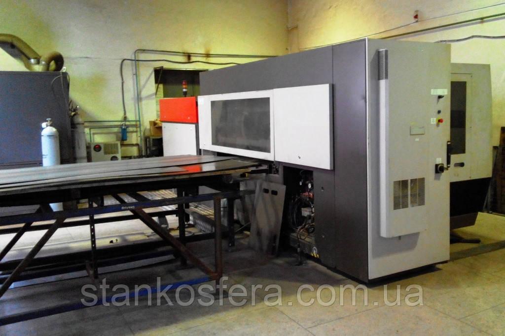 Bystronic Byvention 3015 бу станок лазерной резки металла (2,2кВт;1562*772мм)
