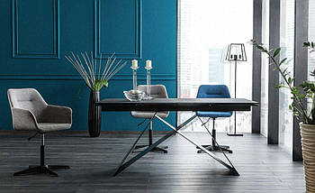 Офисное кресло для посетителей KUBO Signal, фото 2