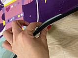 """Бесплатная доставка! Утепленный коврик """"Космо Китти""""  (150 см диаметр), фото 4"""