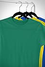 """Парні футболки для закоханих """"Серця з Літерами імені"""", фото 5"""