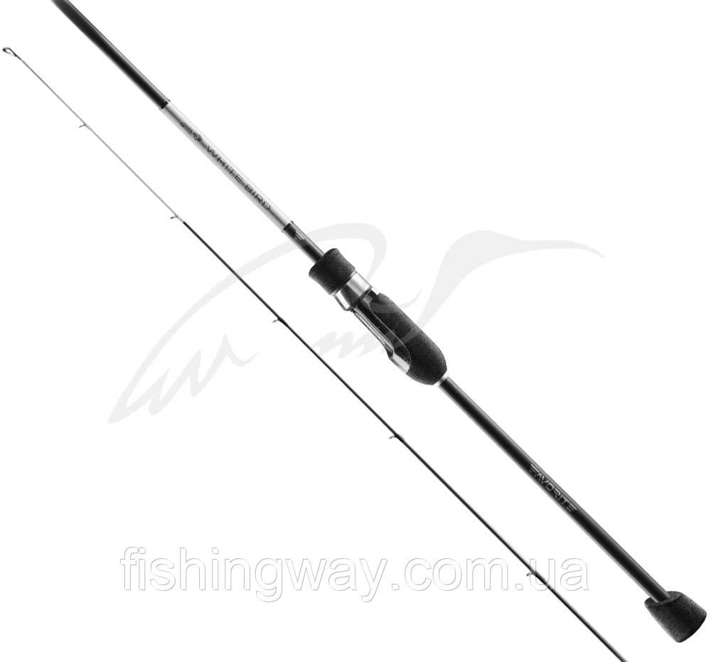Спінінг Favorite White Bird NEW WB-682SUL-S 2.04 m 0.5-5g 4-6lb Ex-Fast