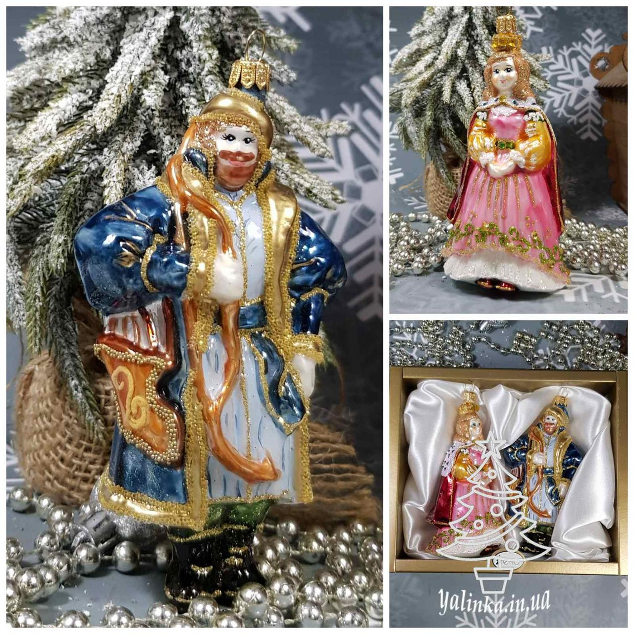 Irena co набір іграшок царевич і царівна