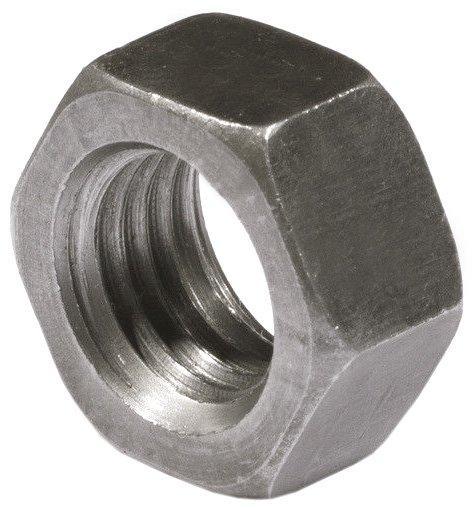 Гайка шестигранная UNF ANSI B18.2.2  ГОСТ 5915-70, DIN 934 Grade 8 (10.0) без покрытия