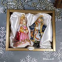 Irena co набір іграшок царевич і царівна, фото 3