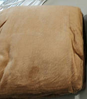 Плед з мікрофібри Золотий,160*210, 200*220, Польща