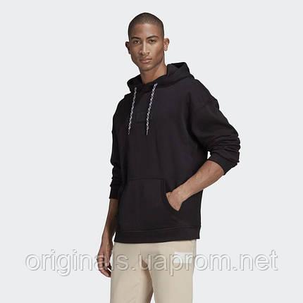 Мужское худи Adidas R.Y.V. Silicone Double Linear Badge GN3313 2021, фото 2