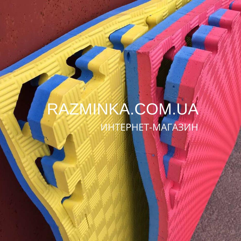 Будо маты ласточкин хвост 40мм (Турция), разные цвета