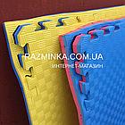 Будо маты ласточкин хвост 40мм (Турция), разные цвета, фото 2
