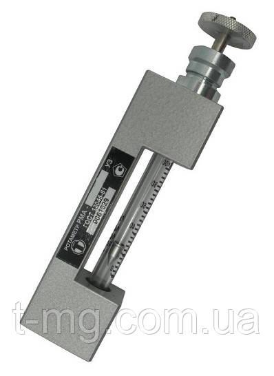 Ротаметр для жидкости РМ-А-0,0063 ЖУЗ (6,3 л/час)