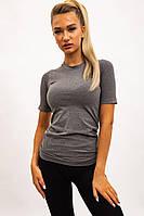 Футболка GS спорт жен. 117R061-2 цвет Серый