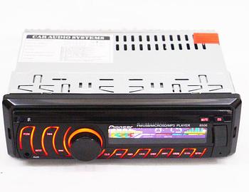Автомагнітола 1DIN MP3-8506 RGB | Автомобільна магнітола