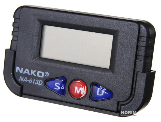 Часы для авто | Автомобильные часы Nako NA-613D
