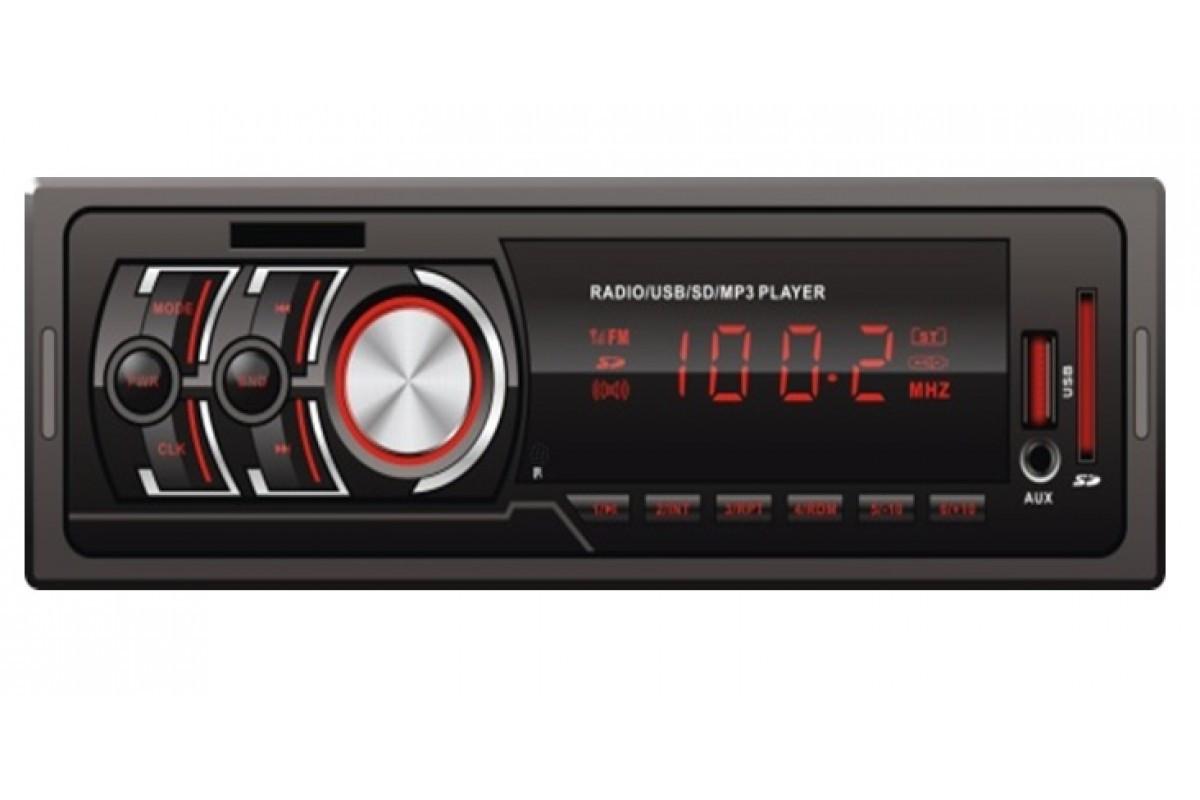 Автомагнитола 1DIN MP3-602 | Автомобильная магнитола