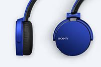 Беспроводные Bluetooth наушники Sony MDR-XB650BT, фото 2
