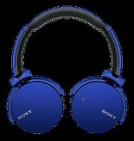 Беспроводные Bluetooth наушники Sony MDR-XB650BT, фото 4