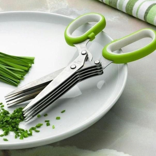 Ножницы для зелени Family Kitchen B007