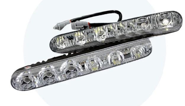 Дневные ходовые огни | Автомобильная фара LED DRL-L6W