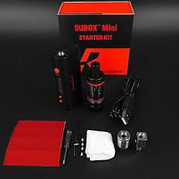 Стартова електронна сигарета KangerTech Subox Mini Starter Kit 50W (бокс-мод) (вибір кольору), фото 5