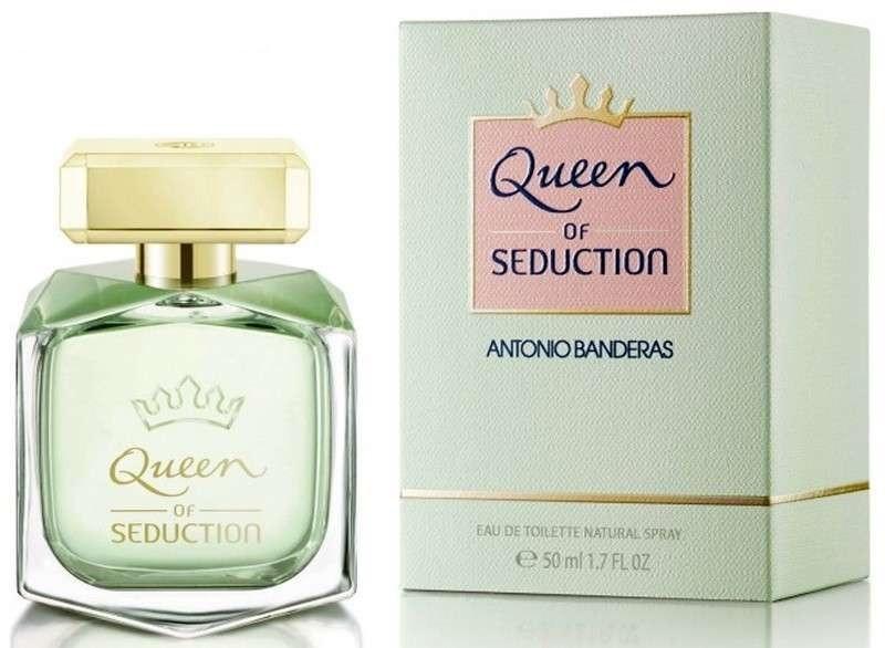 Жіночі - Antonio Banderas Queen of Seduction (80 мл edt)