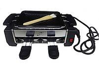 Электрический гриль-барбекю Electric and Barbecue Grill, фото 4