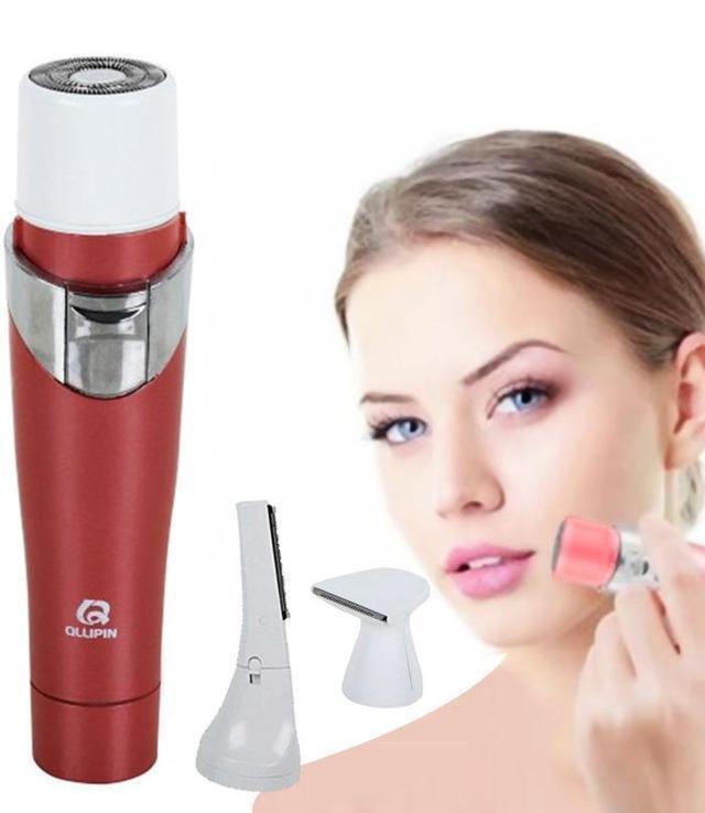 Женский триммер для тела Refreshing Skin Hair Cleansing