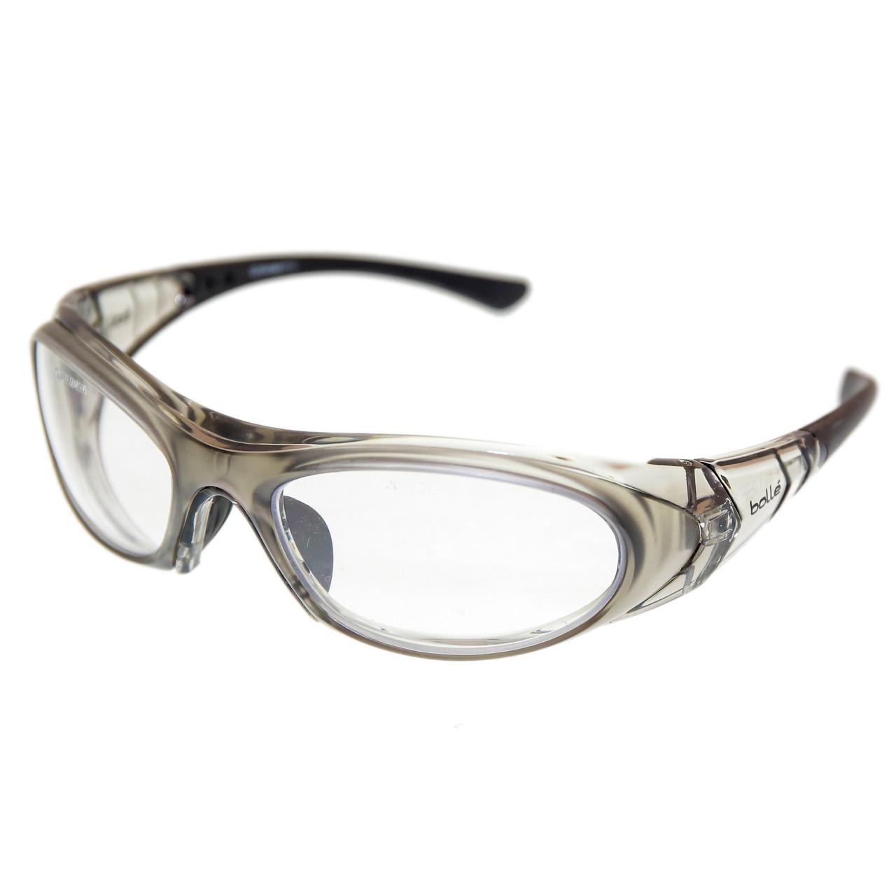 Очки баллистические Bolle Boss с прозрачными линзами BOSSPSI 10015
