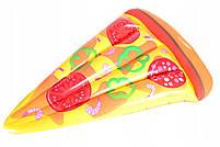 Пляжный надувной матрас-плот Пицца 190*130 см , фото 3