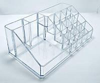 Акриловый органайзер Cosmetic Storage Box для косметики, фото 5