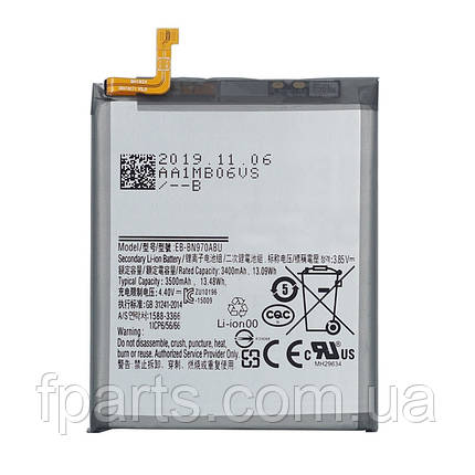 Аккумулятор EB-BN970ABU для Samsung N970 Galaxy Note 10, фото 2